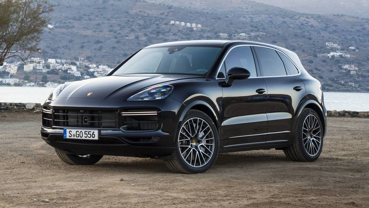 2019 Porsche Cayenne First Drive Get Everywhere Fast
