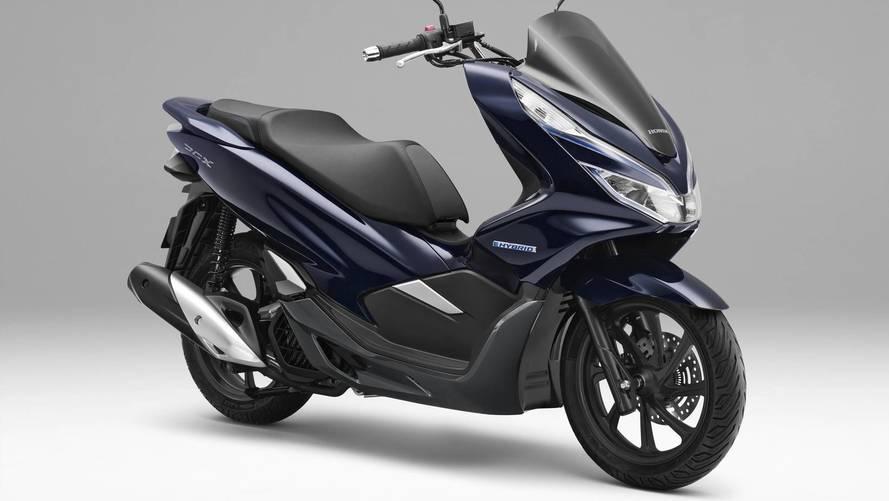 Honda PCX híbrido será vendido a partir de setembro