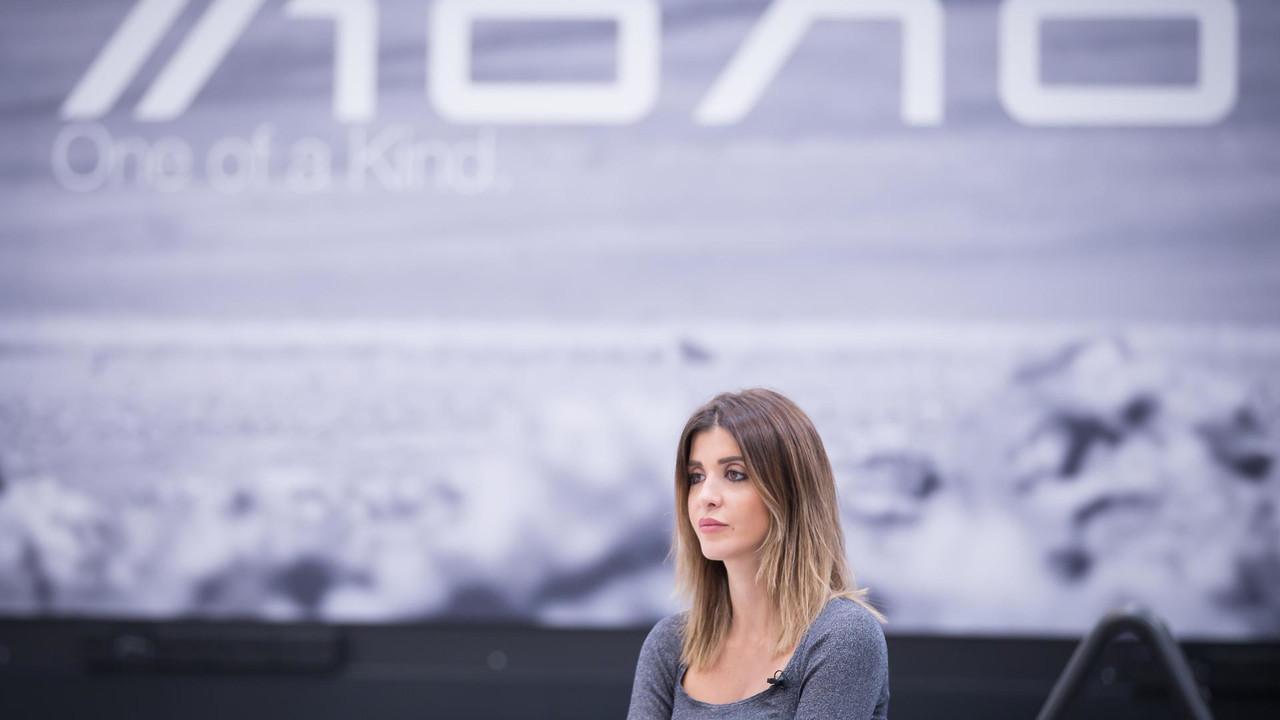 BAC Mono BEASTS Başkanı Rasha Jarmakani