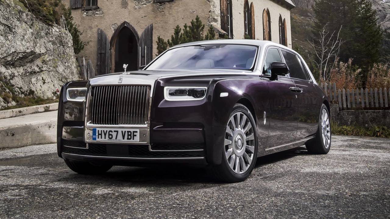 2018 rolls royce phantom first drive photos. Black Bedroom Furniture Sets. Home Design Ideas