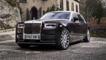 Rolls-Royce Phantom 2018: Primera prueba