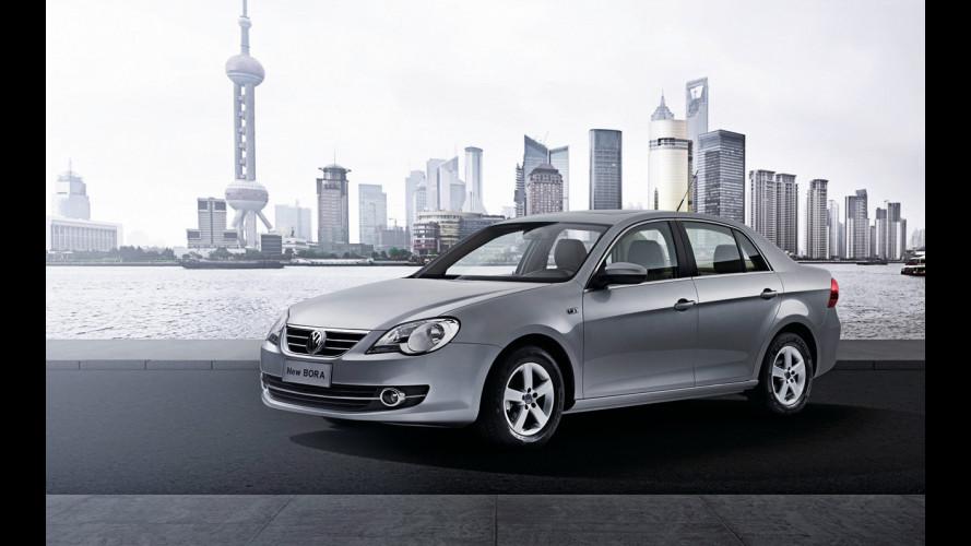 Volkswagen si fa i DSG in Cina