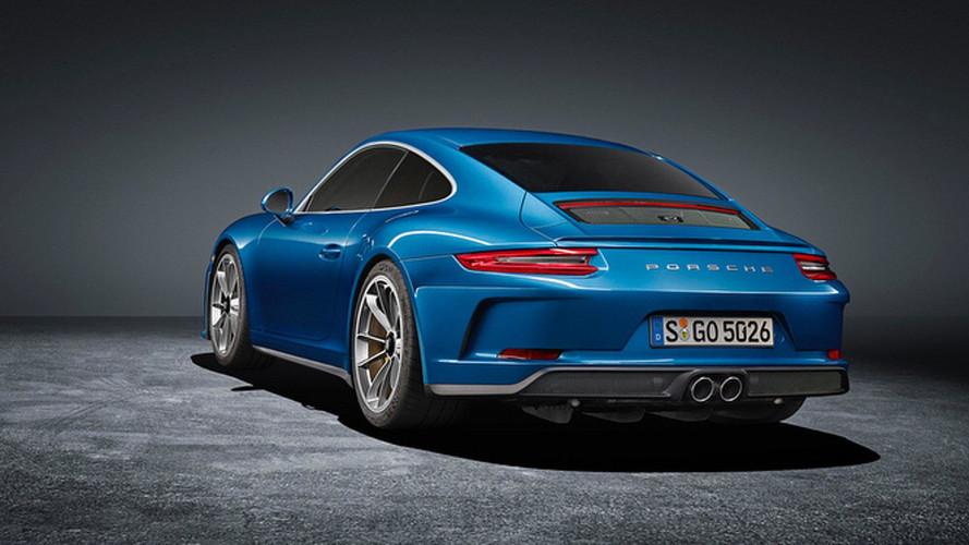 Porsche 911 GT3 Touring Package 2018: primeras fotos filtradas
