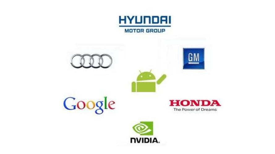 Audi, GM, Honda & Hyundai embrace Google, will bring Android to cars