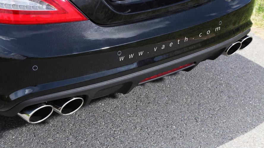 Mercedes-Benz CLS 63 AMG Shooting Brake by VATH churns 846 HP
