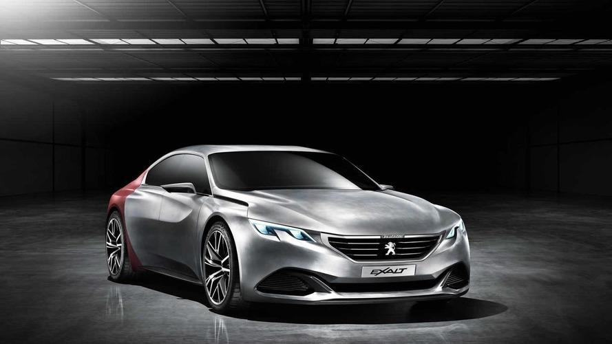 Peugeot fully reveals Exalt concept with 340 bhp HYbrid4 powertrain