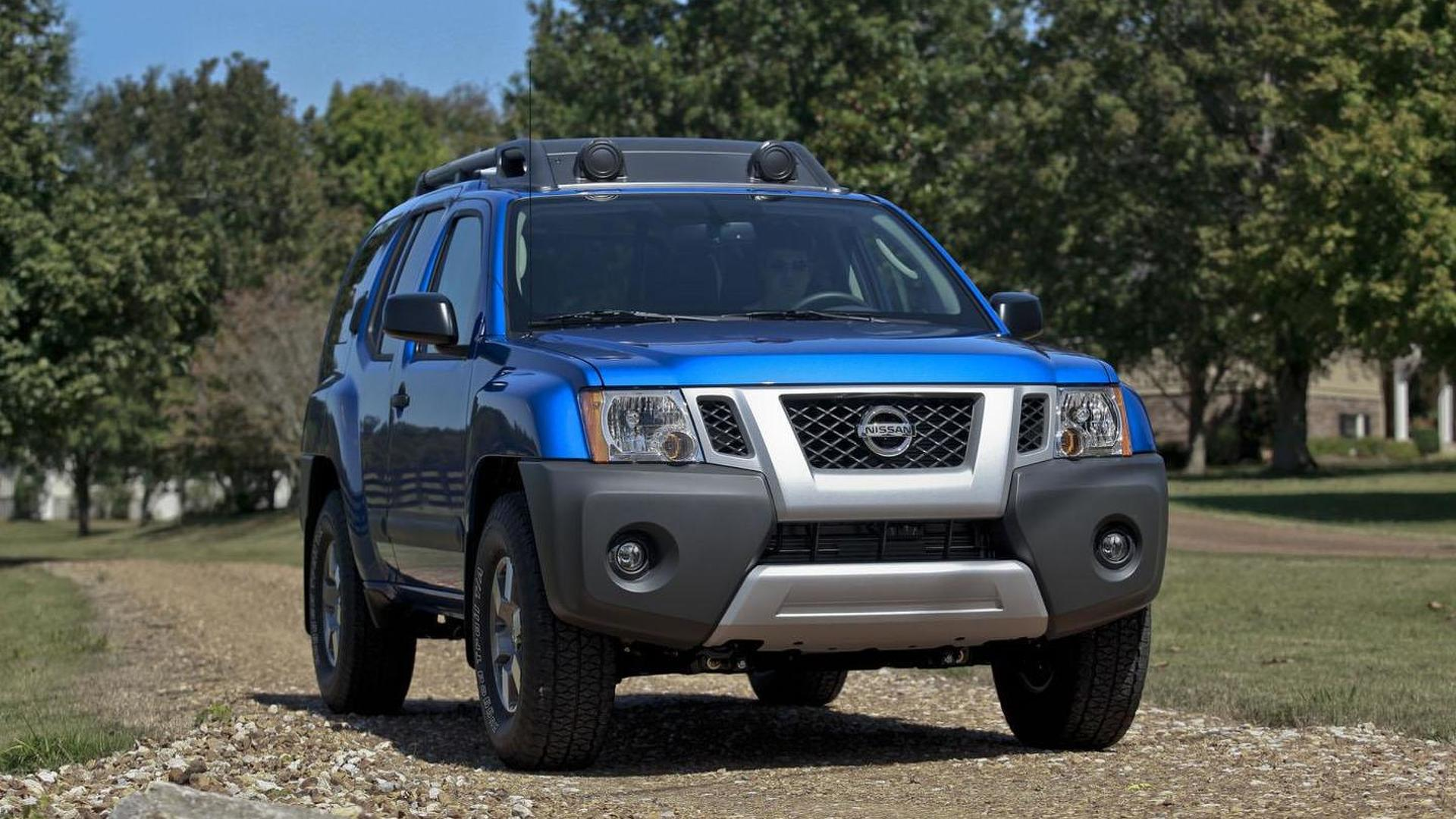 Nissan xterra reaches the end of the road in the us vanachro Choice Image