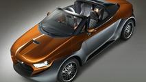 DC Design shocks Auto Expo with odd open-top Eleron SUV