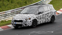 BMW 1-Series GT seven-seater / Compact Activity Tourer spy photo