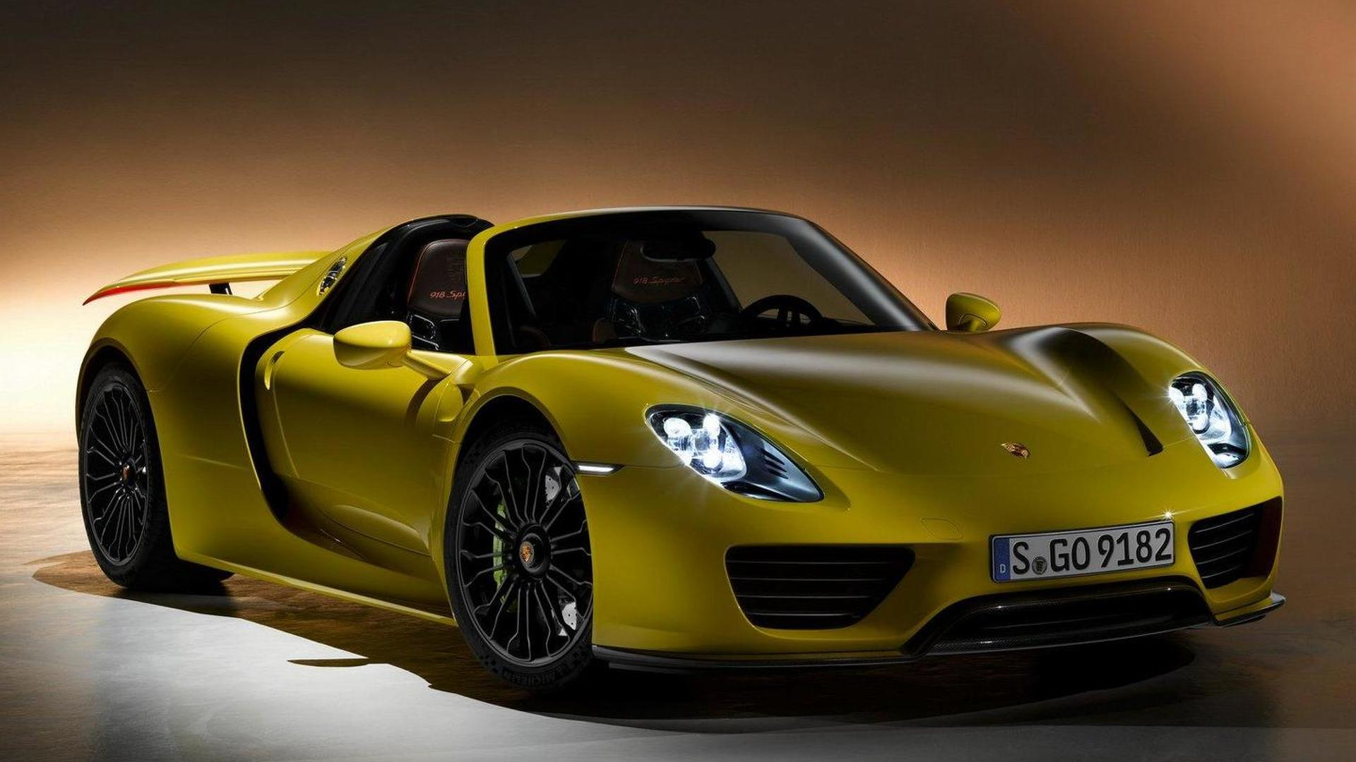 2013-433427-2014-porsche-918-spyder1 Fascinating Porsche 918 Spyder Fiyat Listesi Cars Trend