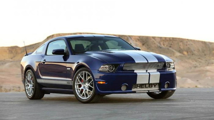 Shelby GT introduced, produces up to 624 bhp