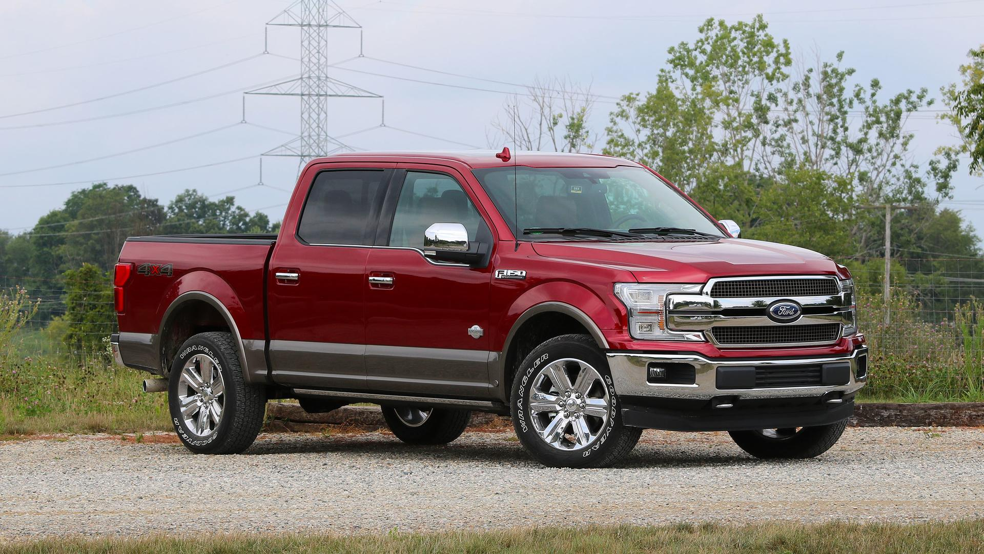 Velocity Auto Sales >> 2018 Ford F-150 First Drive: The Same, But Even Better