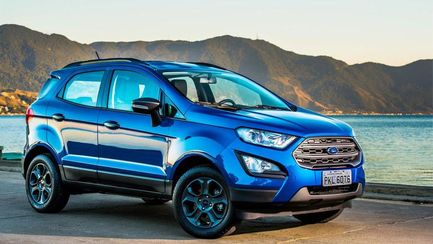 Ford convoca EcoSport 1.5 por risco de desligamento do motor