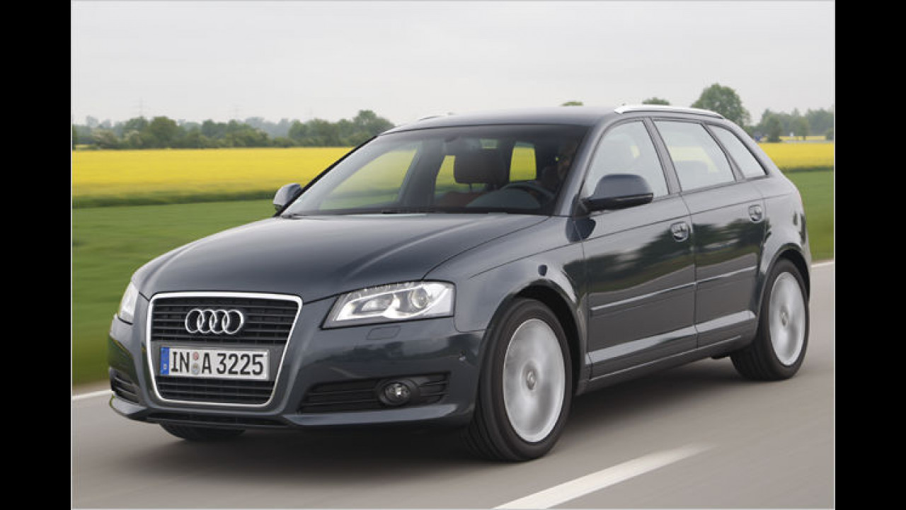Audi A3 Sportback 2.0 TDI Attraction DPF
