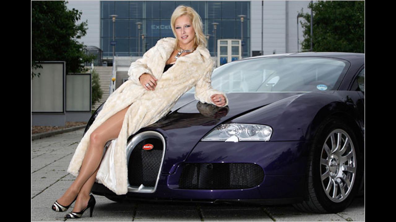 Herzlich Willkommen zu unserem ganz speziellen Rundgang über die British International Motorshow 2008
