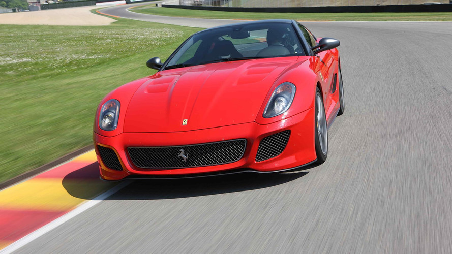 S&S Motors'dan erken klasik Ferrari satışı