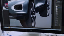 2017 VW T-Roc teaser video
