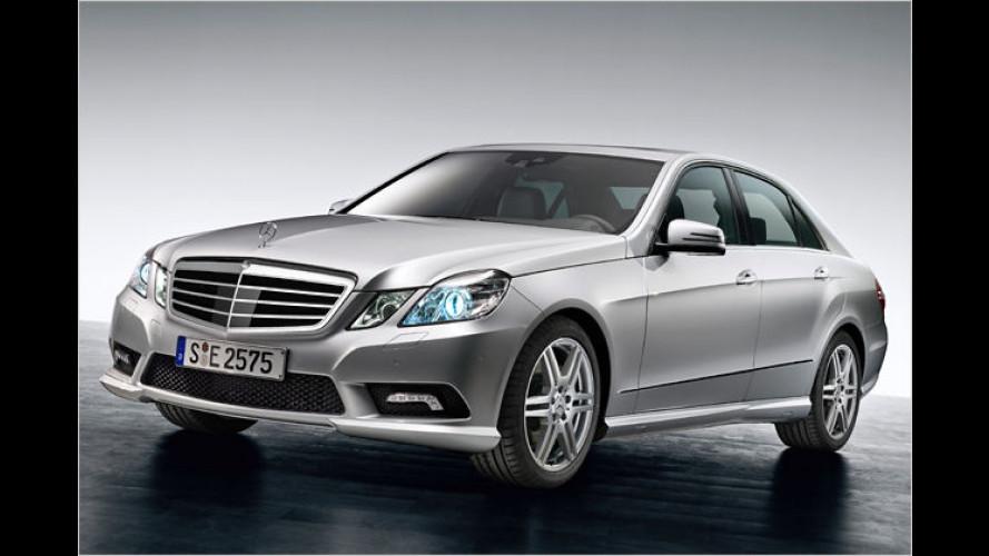 Neue Mercedes E-Klasse: Technologieträger mit Tradition