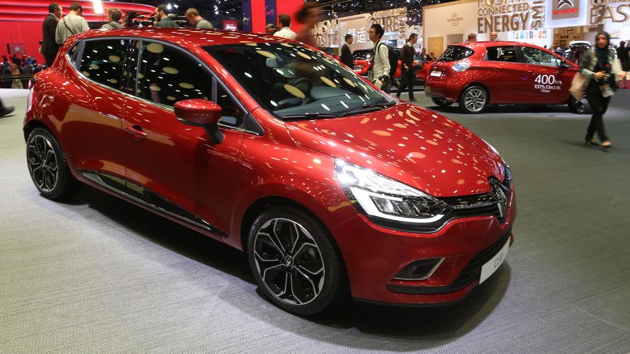 Mondial de l'Auto – La nouvelle Clio s'affiche chez Renault
