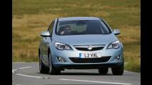 Vauxhall divulga preços e mais fotos do Novo Astra 2010