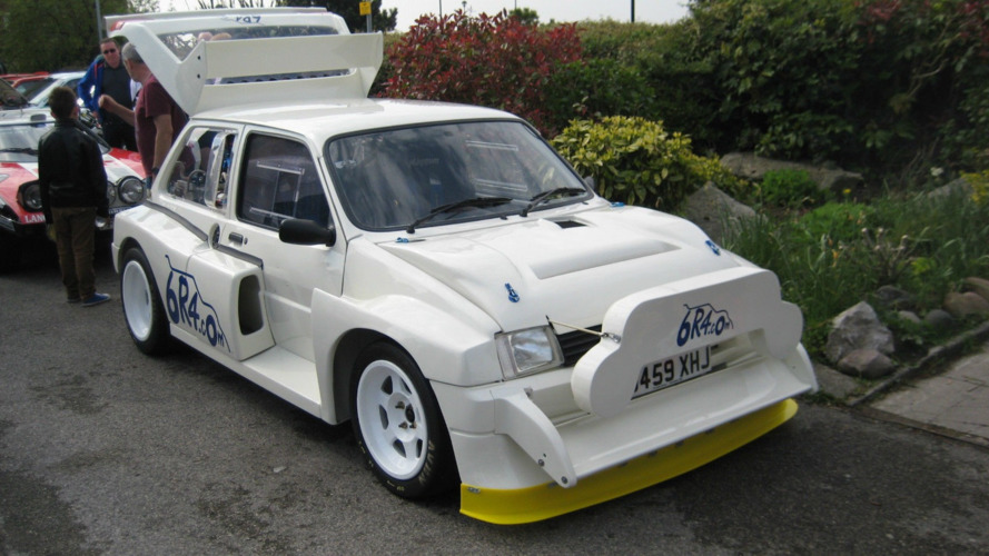 Buy an ex-Colin McRae Metro 6R4 rally car, only $457,000