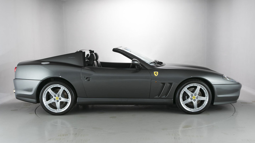 Ferrari 575M Superamerica and 550 Barchetta Pininfarina for sale