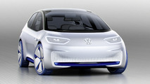 Volkswagen Paris Showcar