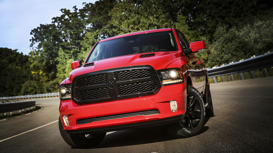 2017 Ram 1500 Night Package focuses on blacked-out badges