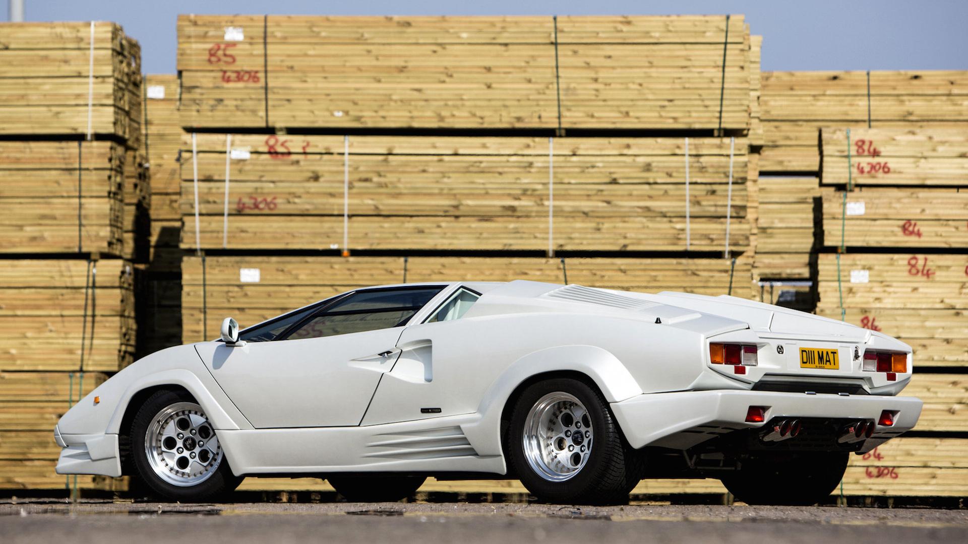 lamborghini-countach-25th-anniversary Exciting Lamborghini Countach Nfs Most Wanted Cars Trend