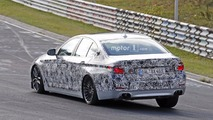 2018 Alpina B5 spy photo