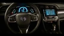 2016 Honda Civic 1.5 Litre Turbo Motorla Tanıtıldı