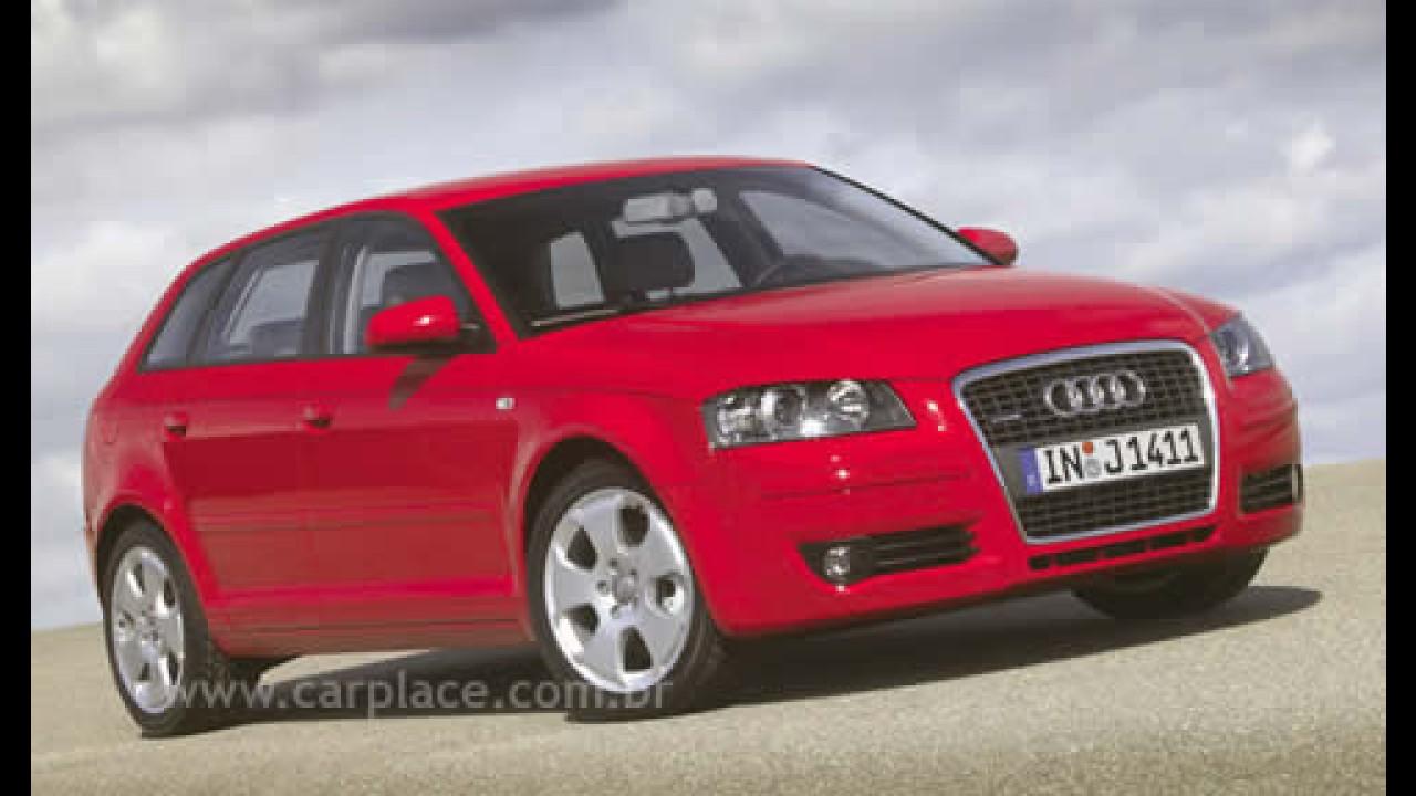 Audi estuda criação de uma versão sedan do A3 Sportback