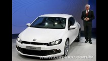 Salão de Genebra 2008: Volkswagen apresenta nova geração do Scirocco