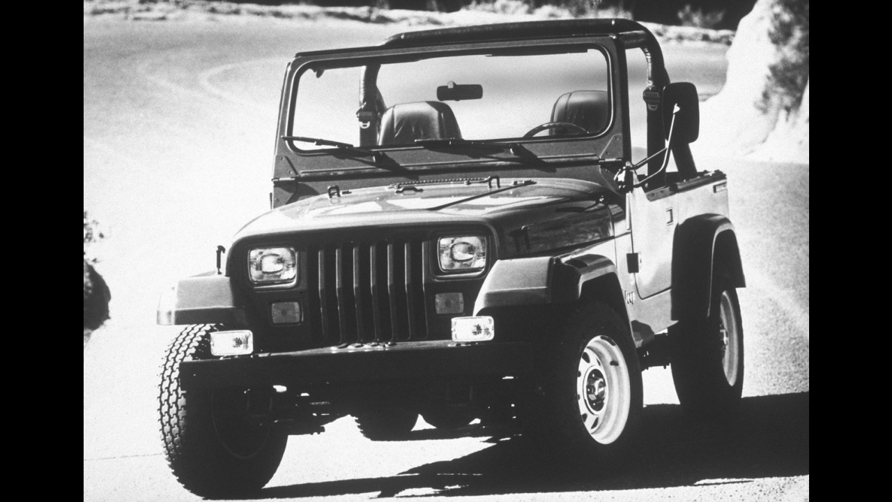 Jeep Wrangler 1987