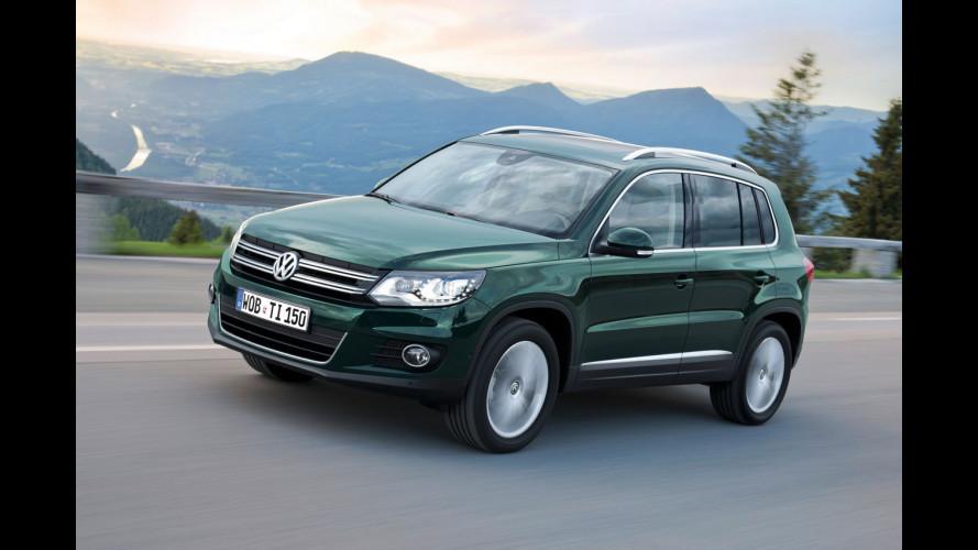 Volkswagen Tiguan restyling