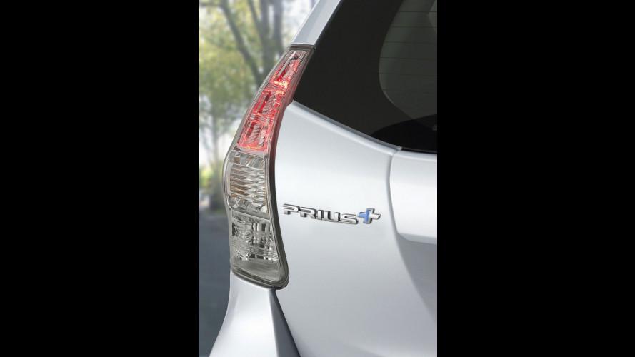 Toyota Yaris HSD e Prius +, l'offensiva ibrida a Ginevra