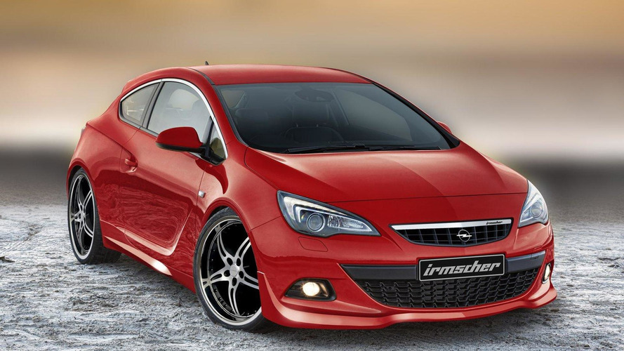 2011 opel astra gtc News and Opinion  Motor1com
