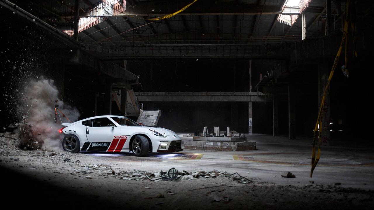 Nissan Black Friday 360 Experience