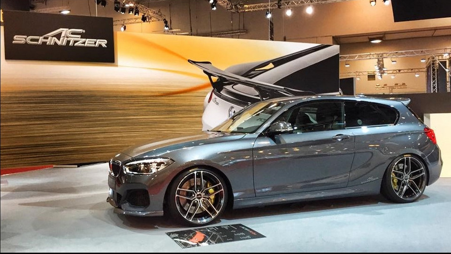 bmw 1 series by ac schnitzer photo. Black Bedroom Furniture Sets. Home Design Ideas