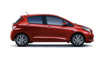 2012 Toyota Yaris (euro-spec) leaked official images 15.06.2011