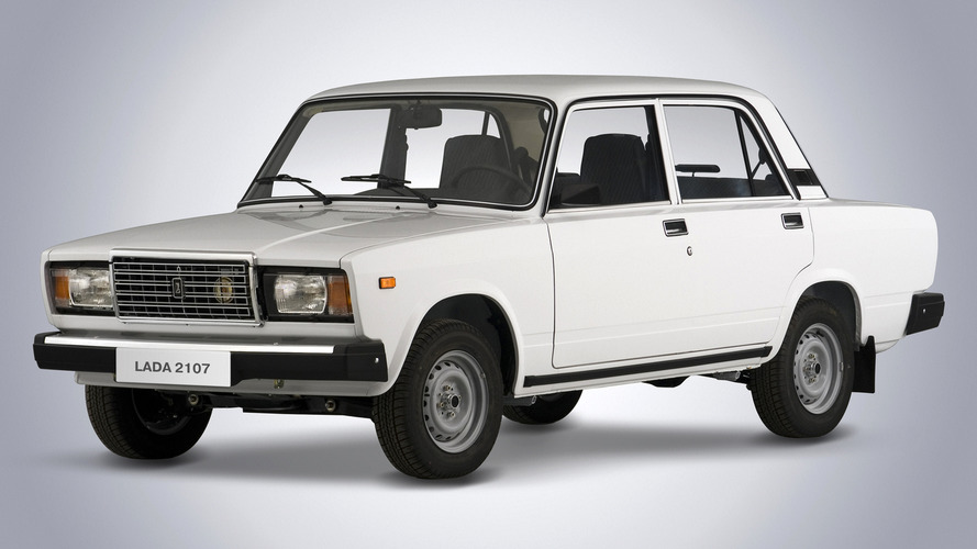 Soviet Cars Were Weird: Lada Classic series