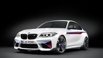 BMW M2 with M Peformance parts
