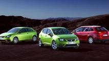 2012 Seat Ibiza Facelift revealed
