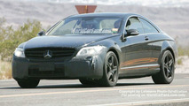 Spy Photos: Mercedes CL Class 63 AMG