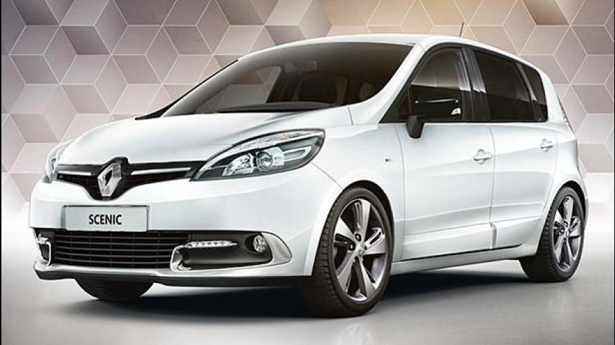 Renault, Scenic e Scenic XMod Limited si fanno ancora più ricche