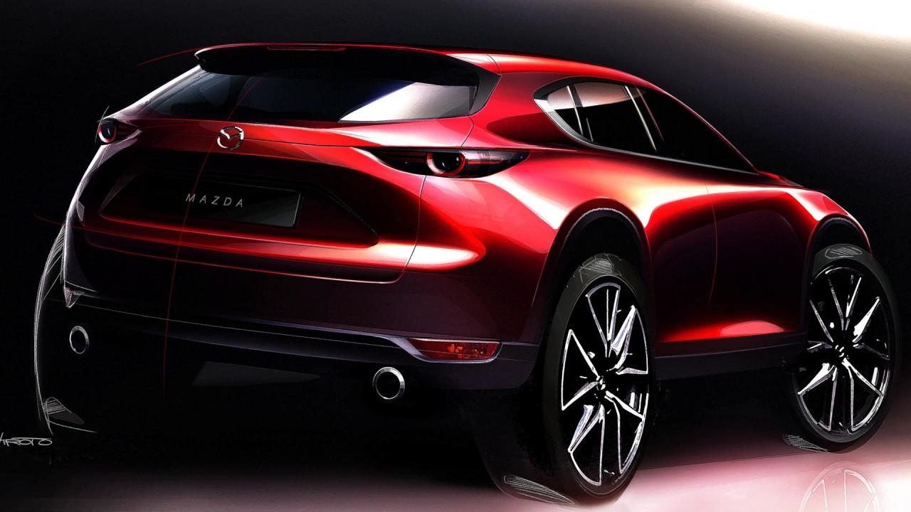 Nuova Mazda CX-5 012