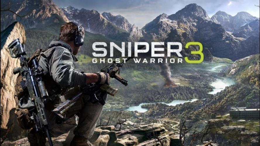 Sniper Ghost Warrior 3, la recensione [VIDEO]