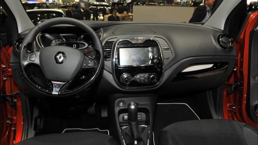 Salone di Ginevra: la Renault Captur è un SUV giocoso