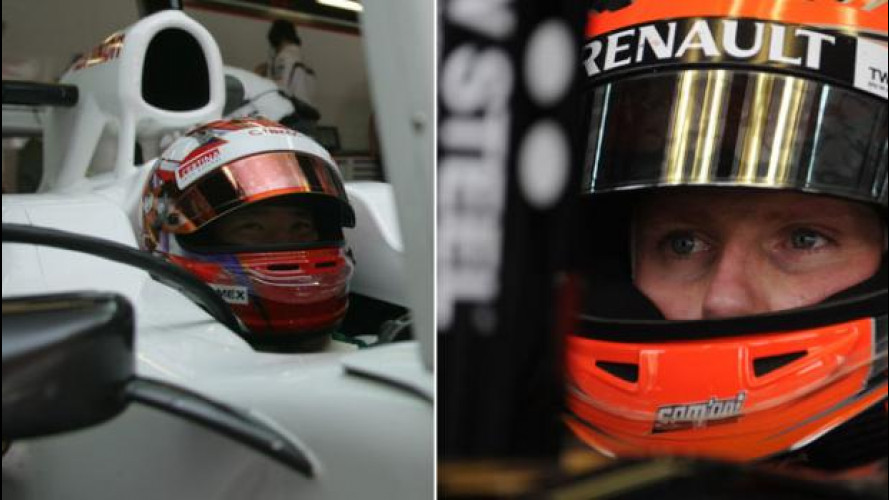 Formula 1, test al Mugello: Grosjean e Kobayashi spaccano il millesimo