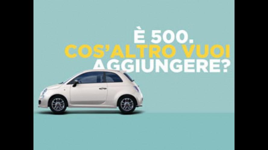 Fiat festeggia i 6 anni della 500 con un sito dedicato